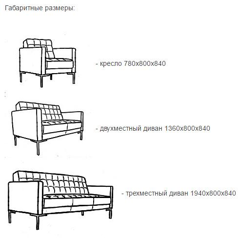 модульные диваны для офиса серия нексус с доставкой по санкт