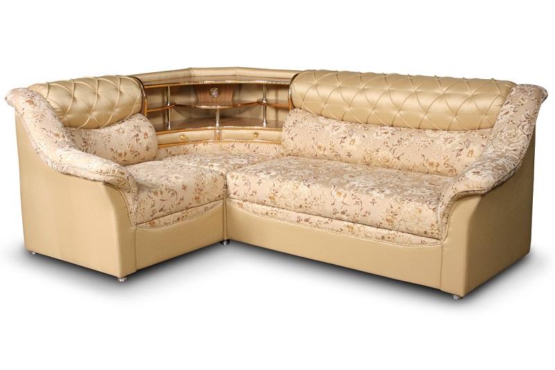 угловой диван с баром картинки система является